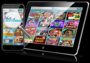 Dansk Karamba Casino Mobilspil