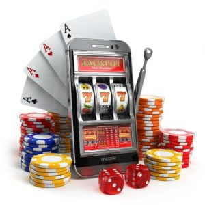 mobil version af online casino Live Dealers