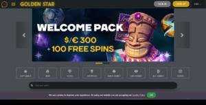 nyt online casino til danmark Golden Star Casino