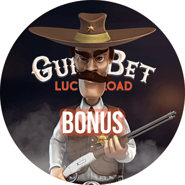 Casino bonus online for spillere i Guns Bet casino