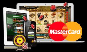 Mobil online casino hvor der bruges MasterCard