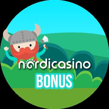 bonusser til spillere i online casino Nordicasino