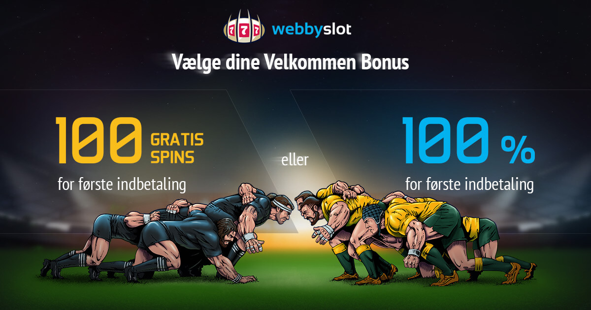 WebbySlot Velkomstbonus